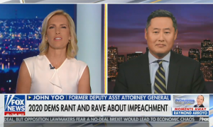 Fox guest: The Framers wouldn't have wanted an impeachment close to an election