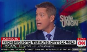 CNN hired Sean Duffy, who immediately pushed conspiracy theories that CNN had already debunked
