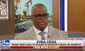 Charles Payne defends Trump plan to tap Syria for oil