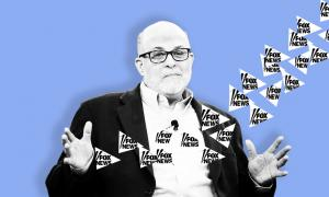Mark Levin and Fox News image