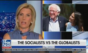 "Laura Ingraham: The 2020 election is about preserving ""our history and our heritage"""