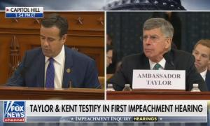 Fox anchor Bret Baier amplifies misleading GOP questioning during House Intelligence impeachment hearing