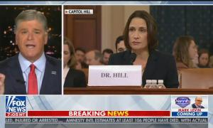 hannity-fiona-hill-ukraine-2016-politico-fox-news-11-21-2019