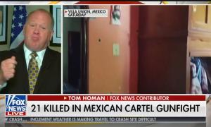 Fox News contributor Tom Homan