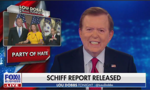 Lou Dobbs Impeachment Report