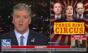 Hannity on impeachment and the courts