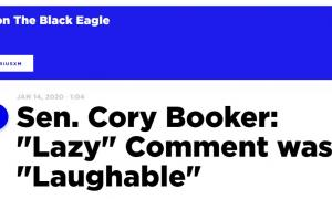 """Cory Booker responds to Fox's Melissa Francis' claim that he's """"lazy,"""" calling it """"laughable"""" and a """"tired trope"""""""