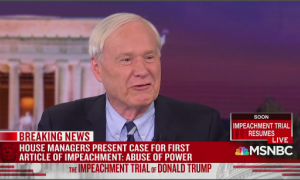 Chris Matthews on Hardball 1/23