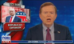 """Lou Dobbs: Republicans who vote for impeachment witnesses want to """"sabotage the Republican Party"""""""