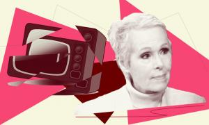 Columnist E. Jean Carroll
