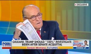 Rudy Giuliani 2-9
