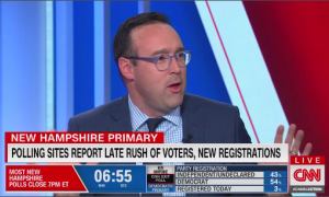 Chris Cillizza comments on the 2020 New Hampshire primary
