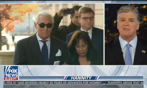 Sean Hannity on Roger Stone