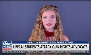 Kaitlin Bennett Fox News