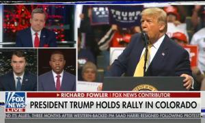 Fox guest defends Donald Trump's attacks on Fox News host Neil Cavuto