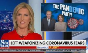 Fox News handles coronavirus by pivoting to what it knows: Attacking Democrats and the media
