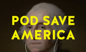 Pod Save America explains why it's so dangerous for the media to uncritically repeat Trump's lies amid pandemic