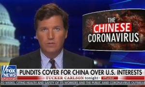 Tucker Carlson thinks it's ok to be racist