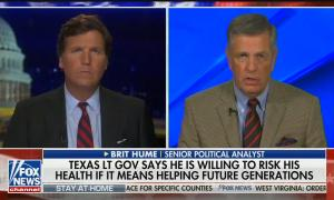 "Brit Hume thinks Dan Patrick was being ""reasonable"""