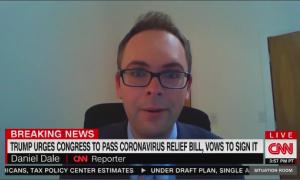 Daniel Dale on CNN