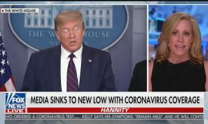 """Fox's Melissa Francis on Larry Kudlow: """"I sat next to him during the last crisis. He had the answers last time around"""""""