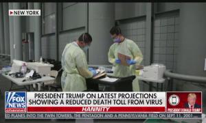 Sean Hannity interviews Donald Trump