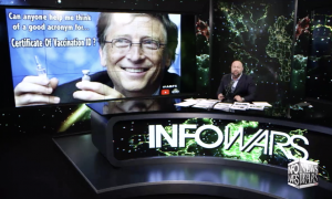 Alex Jones Bill Gates