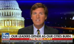 "Tucker Carlson: ""Why is some politician telling me I'm required to be upset about"" George Floyd's death"