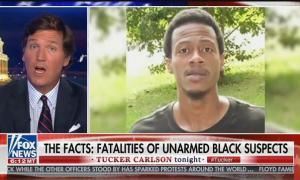 Tucker Carlson lists unarmed Black Americans killed by police in 2019, and why they were killed