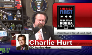 """Washington Times' Charles Hurt: """"We can debate about what side was right or wrong"""" during the Civil War"""