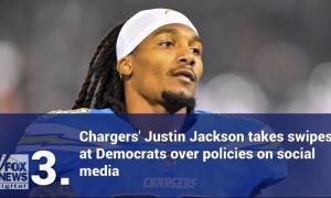 Fox News Justin Jackson
