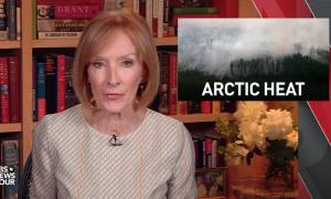 PBS Newshour 6.25.20 -- Arctic Heat