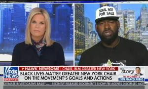 """Fox News propped up a """"Black Lives Matter leader"""" who has no affiliation with the official group to spread lies about it"""