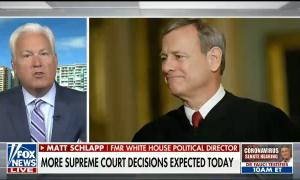 Matt Schlapp on John Roberts