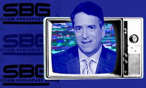 Sinclair Broadcast Group investigative reporter James Rosen