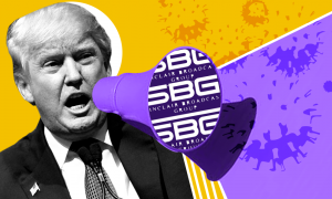 Donald Trump's coronavirus lies on Sinclair Broadcast Group TV