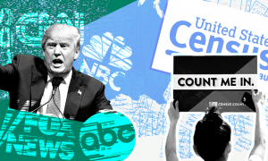 Television news outlets largely ignore Trump's recent memo targeting undocumented immigrants