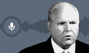 Rush Limbaugh audio image