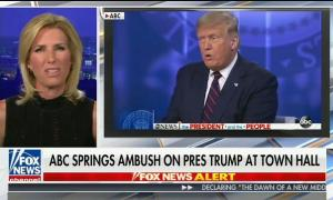 """Fox News immediately attempts to spin Trump's disastrous ABC town hall as an """"ambush"""""""