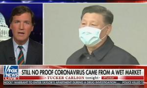 """Tucker Carlson claims coronavirus is known as COVID """"to obscure any relationship"""" between the virus and China"""