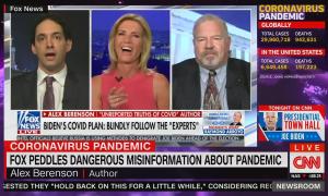 CNN: Fox peddles dangerous misinformation about pandemic