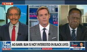 """Fox Guest: Bill Barr is """"right on"""" that Blacks Lives Matter uses people as pawns"""