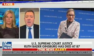 Fox's Mark Thiessen blames Democrats for the likelihood that Trump and Republicans will confirm a new Supreme Court Justice before the election