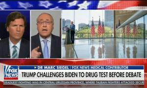 "Fox medical correspondent suggests Joe Biden has had a ""silent stroke"" and has been prescribed Adderall"