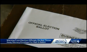 """Local news coverage of Pennsylvania's """"naked ballots"""" court ruling"""