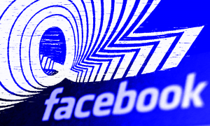 Facebook QAnon