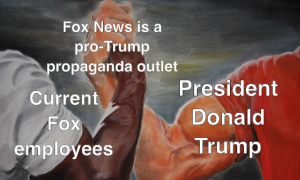 epic handshake fox propaganda