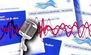 talk radio voter fraud