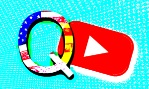 QAnon YouTube