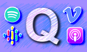 QAnon spotify